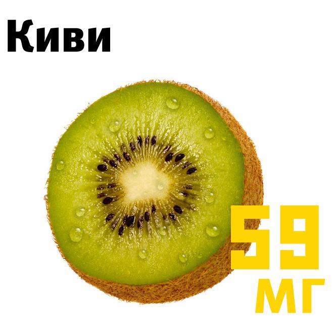 Киви - витамин С