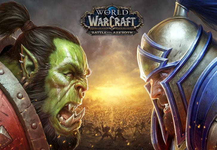 Фото №1 - Анонсирована дата выхода нового дополнения World of Warcraft: битва за Азерот начнется уже летом