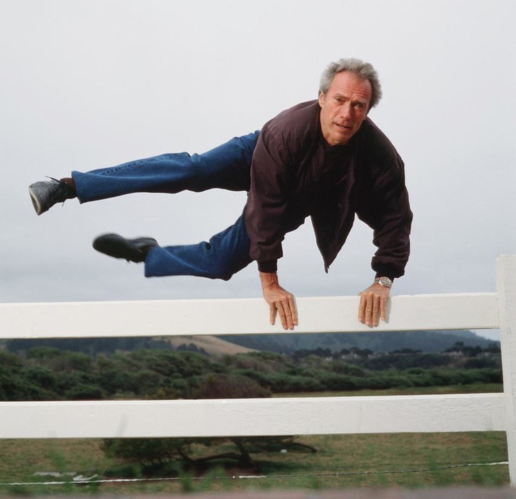Фото №6 - Клинт Иствуд: «По-вашему, я слишком много на себя беру?»