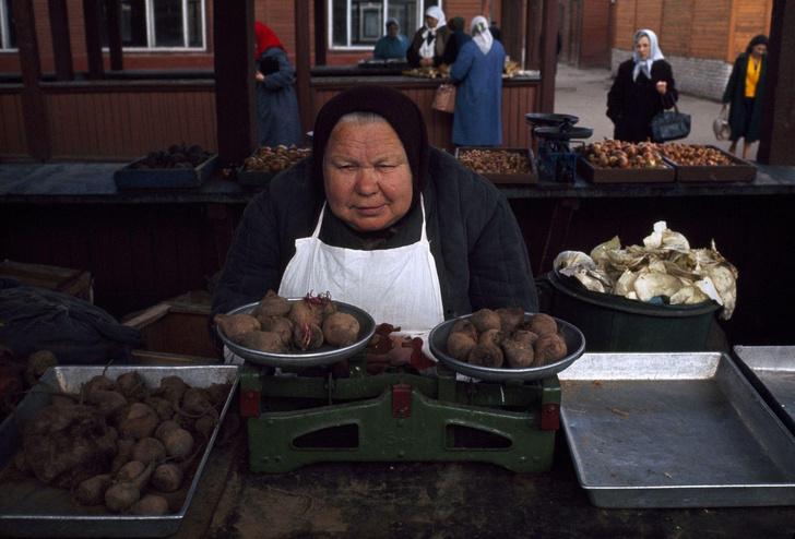 Фото №1 - СССР, как он был, глазами знаменитого американского фотографа (54 кадра)