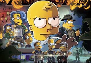 В следующем хоррор-выпуске Симпсонов будут «Очень странные дела» и «Форма воды»