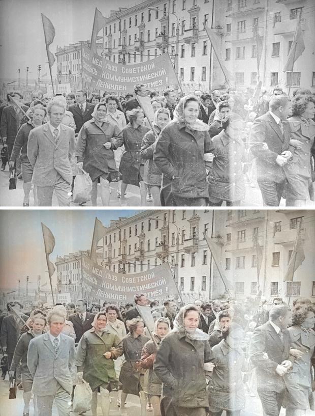 Фото №4 - Mail.ru запустил бесплатный онлайн-сервис для реставрации старых фото