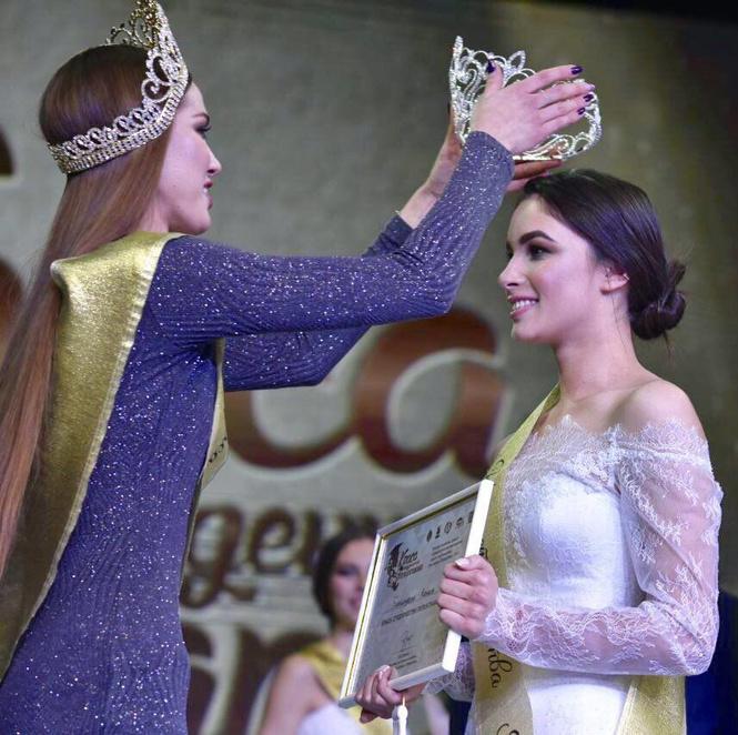 Ого! Новая «Краса студенчества Татарстана»! Зачет!