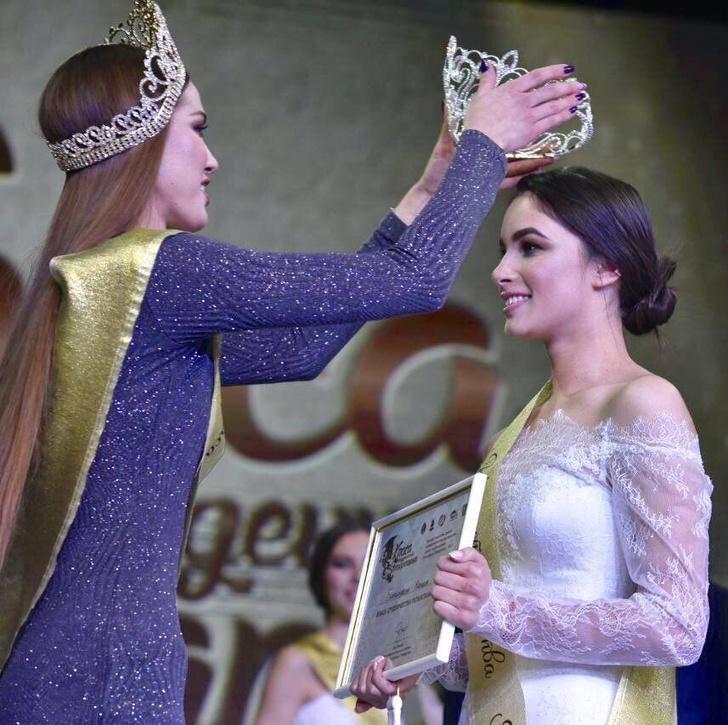 Фото №2 - Ого! Новая «Краса студенчества Татарстана»! Зачет!