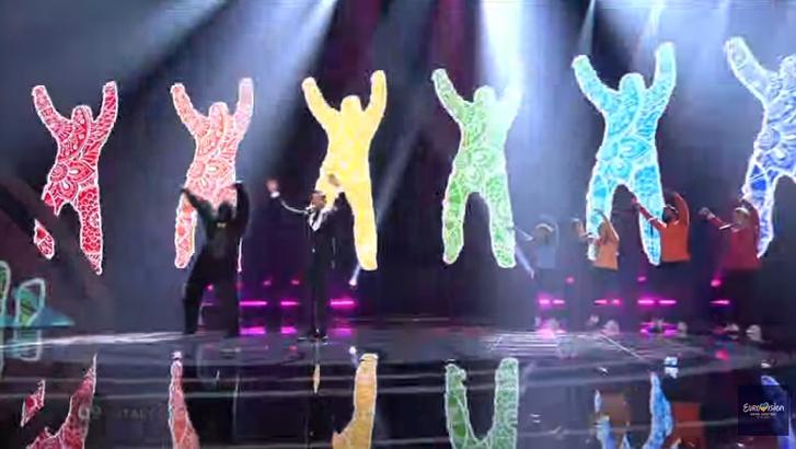 Фото №24 - «Евровидение — 2017»: прямая текстовая трансляция от MAXIM
