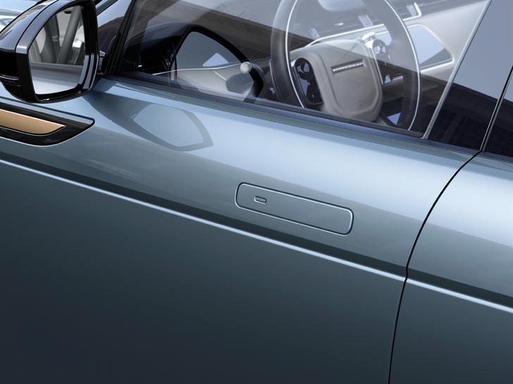 Фото №4 - Гламурно жить опять не запретили: представлен Range Rover Evoque второго поколения