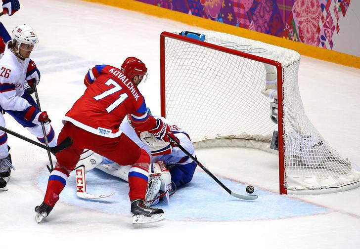 Фото №1 - «России дико повезло в плей-офф». Пять причин, почему мы победили Норвегию в хоккей