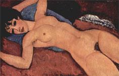 Секс замечательных людей: Модильяни