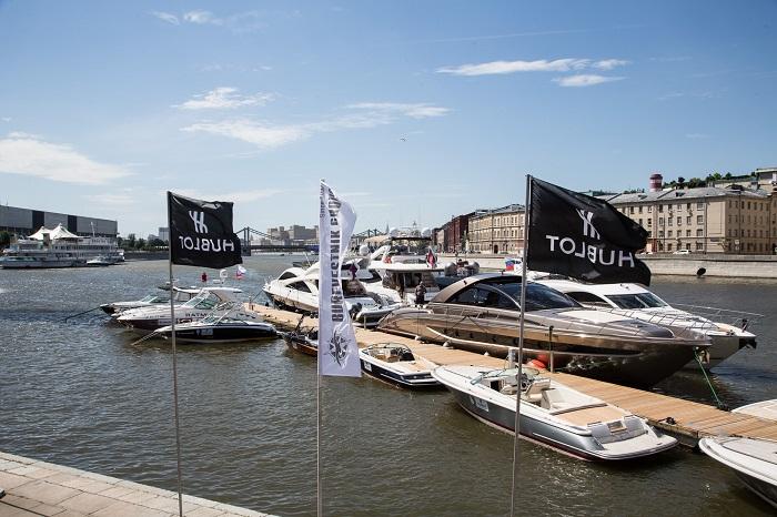 Фото №3 - В Москве пройдёт гонка яхт Hublot Boat Trophy
