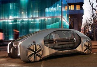 Renault EZ-GO: это тебе не марштурка!