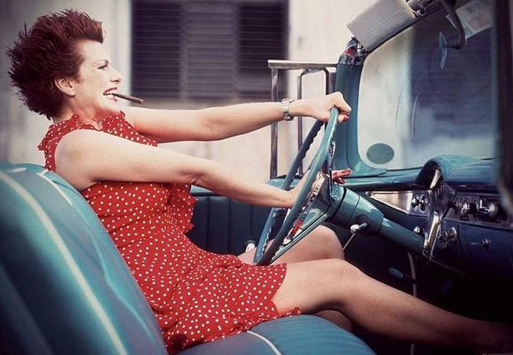 Фото №1 - Женщина случайно угнала автомобиль и, не заметив этого, спокойно ездила на нем две недели!