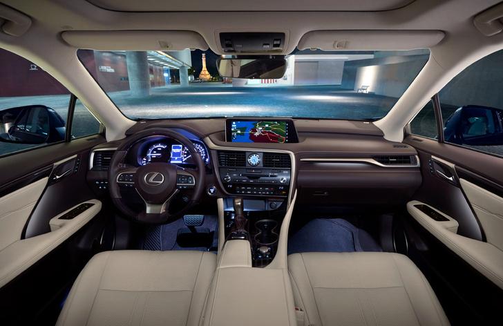 Фото №3 - Lexus RX450h: очевидно невероятное