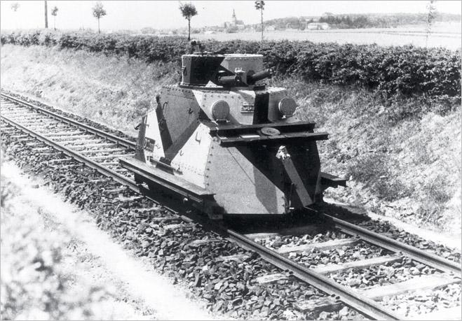 Фото №6 - Бесславные ублюдки: самые уродливые танки, созданные за всю историю вооружений