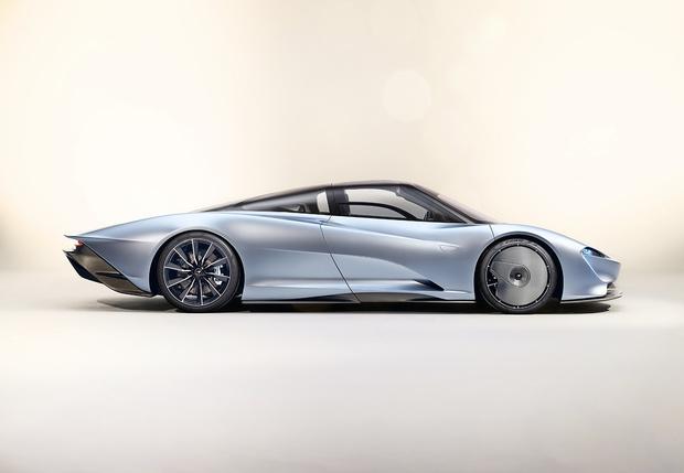 Фото №1 - McLaren Speedtail: Не доставайся же ты никому!