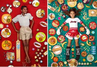 Все, что едят дети в разных странах, — в 52 фото