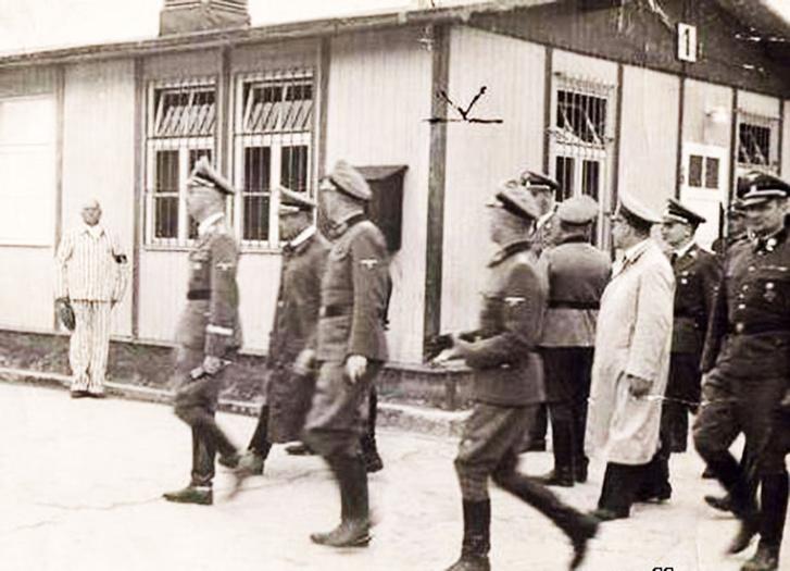 Фото №2 - Бордели Третьего рейха: табуированная страница истории