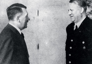 Как Гитлеру  воду отключили