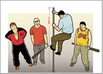 Фото №6 - Как защититься от хулиганов с помощью чайного пакетика, сигареты и других подручных средств