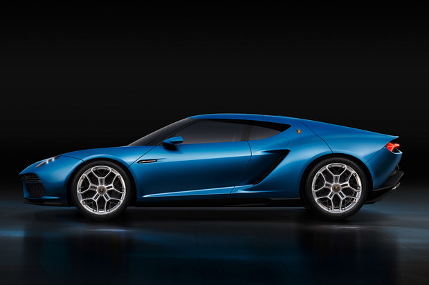 Фото №1 - Гибрид Минотавра. Lamborghini Asterion — мощный суперкар с древнегреческими корнями