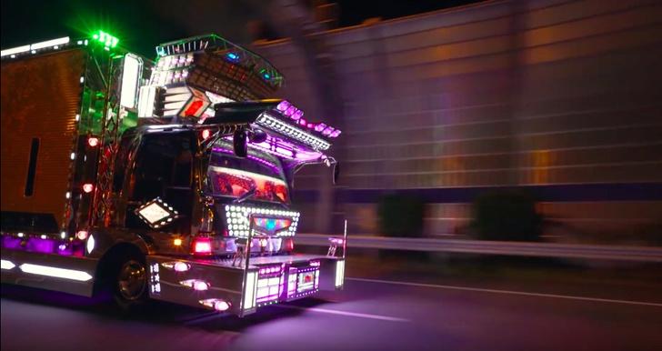 Фото №1 - Японская культура стритрейсинга и тюнинга (ВИДЕО)