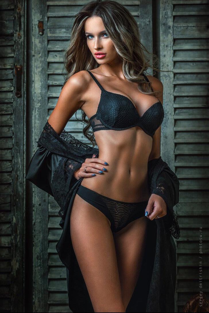 Ира Видная — участница Miss MAXIM 2017