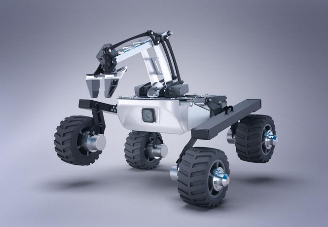 Наземный дрон Turtle Rover и другие главные мужские гаджеты месяца