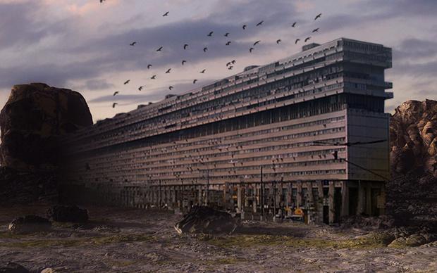 Фото №9 - Советские постройки на других планетах