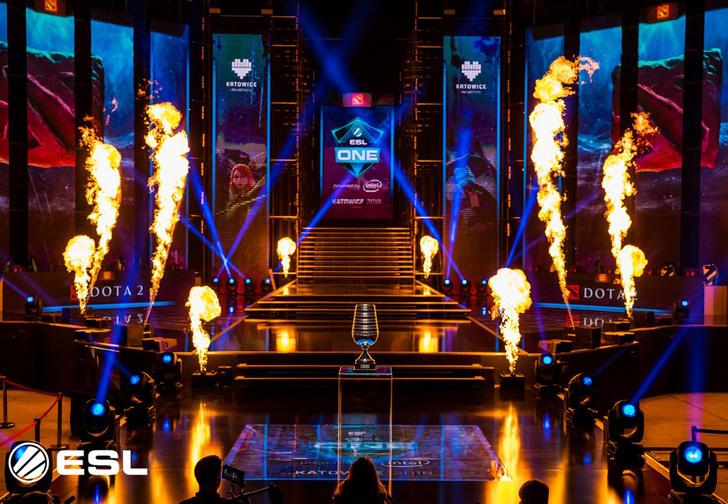 Фото №2 - Убойные выходные для российского спорта: Virtus.pro чемпионы ESL Katowice