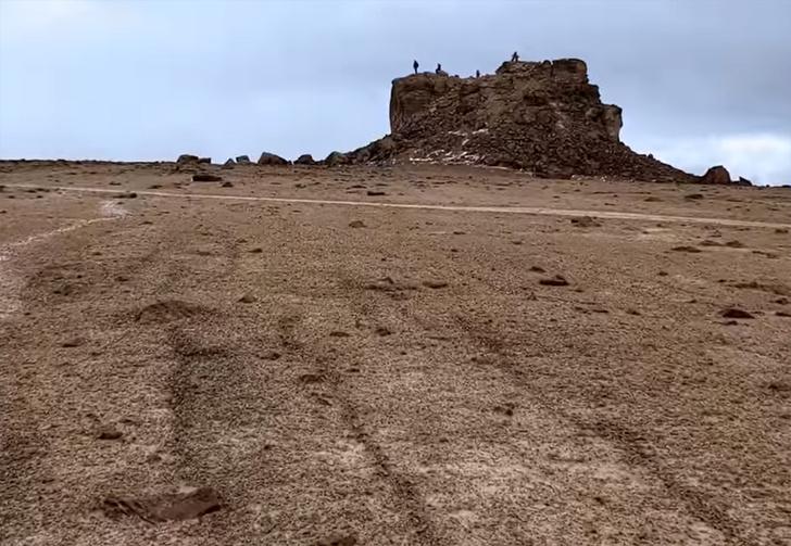 Фото №1 - Сервис Google Street View добавил панорамы с острова Девон, который называют «Марсом на Земле» (видео)