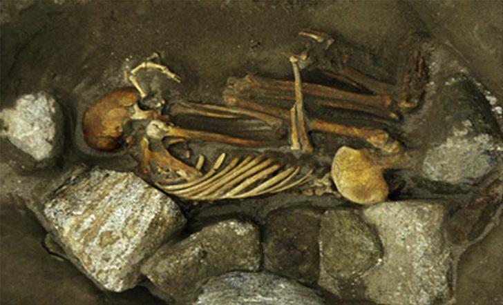 Фото №3 - Четыре устрашающие находки археологов