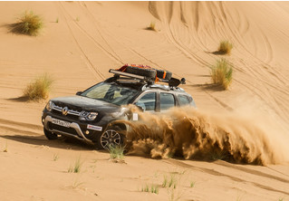 Renault Duster: до Сахары подбросишь?