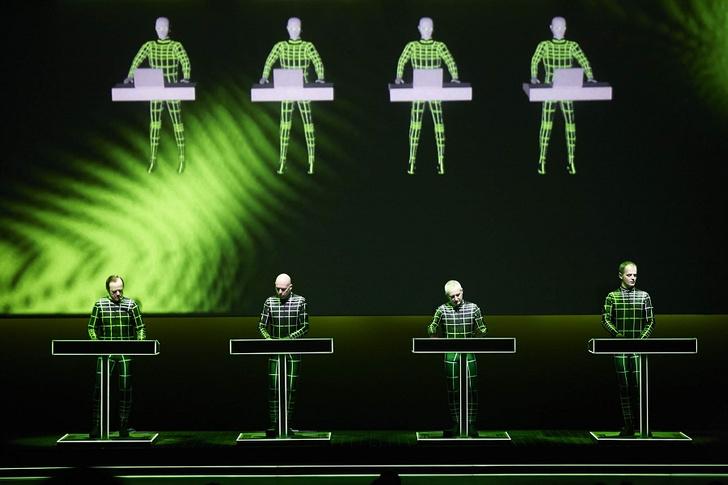 Фото №3 - На Kraftwerk с крипто-билетом