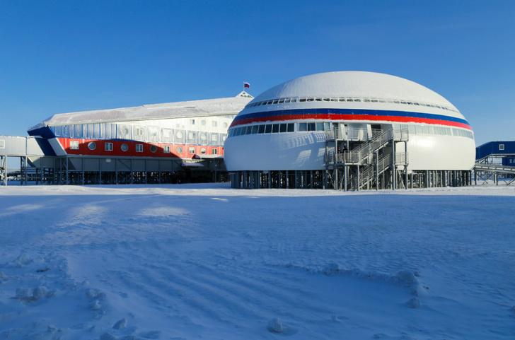 Фото №1 - Айда в виртуальный тур по российской арктической базе!