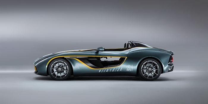 Фото №1 - Aston Martin CC100 Speedster: перфекционистский автомобиль без крыши, стекол и дворников