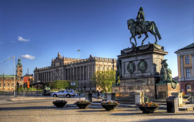 Фото №1 - Главная интрига Европы: сегодня состоятся выборы в Швеции