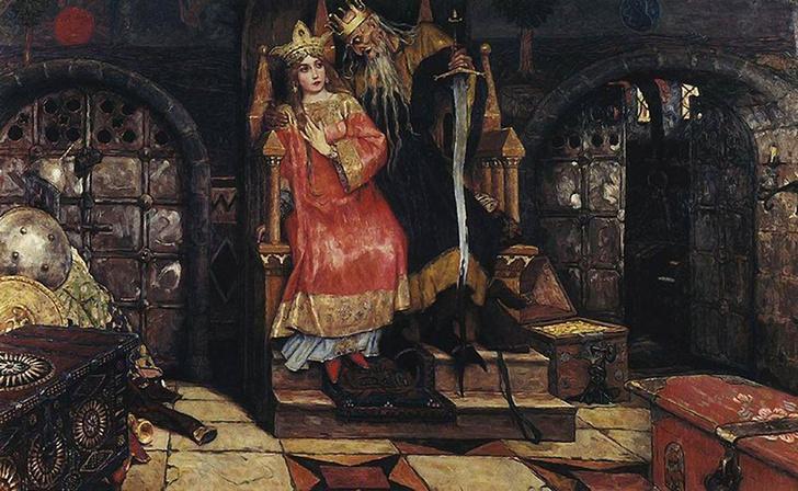 Фото №5 - Избушка на курьих ножках — это гроб, и еще 4 неожиданности русских народных сказок