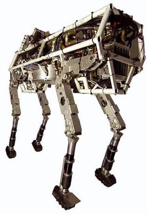 Робот, подъем!