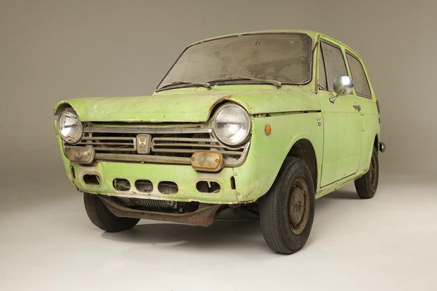 Фото №1 - Honda N600: романтическая история хетчбэка, который выжил