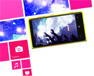 Фото №1 - Windows + Nokia = смартфоны Lumia