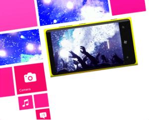 Windows + Nokia = смартфоны Lumia