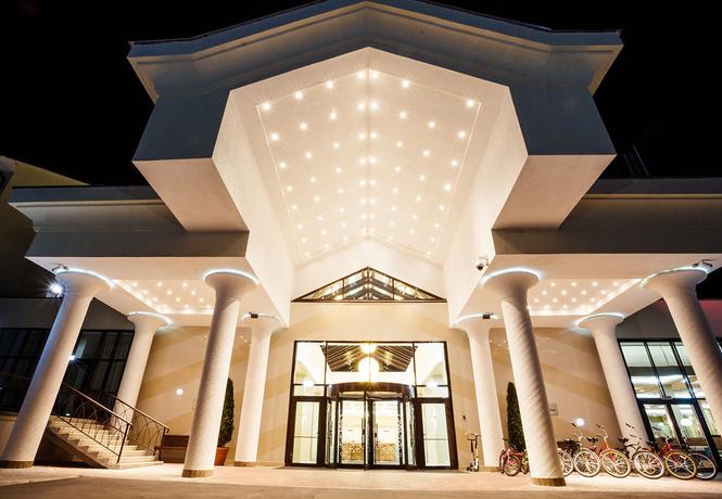 Hilton Garden Inn — четырехзвездочные 14 гектар!