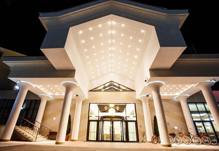 Фото №5 - Hilton Garden Inn — четырехзвездочные 14 гектар!