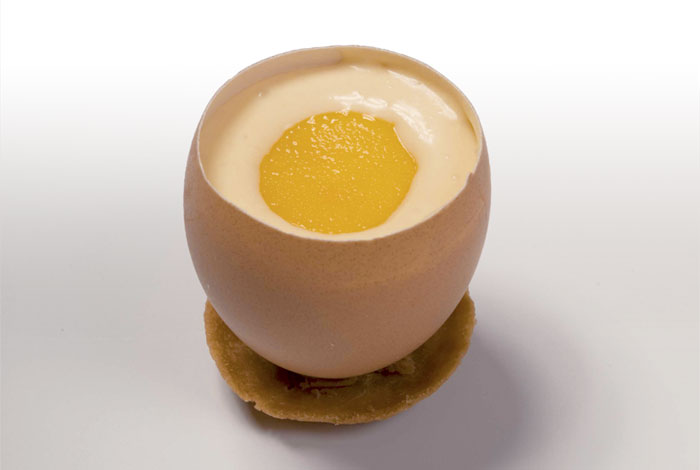 Фото №26 - 4 изысканных блюда для завтрака из двух яиц