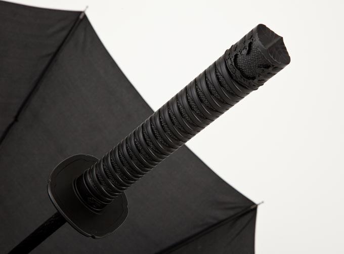 Фото №2 - Зонт для самурая
