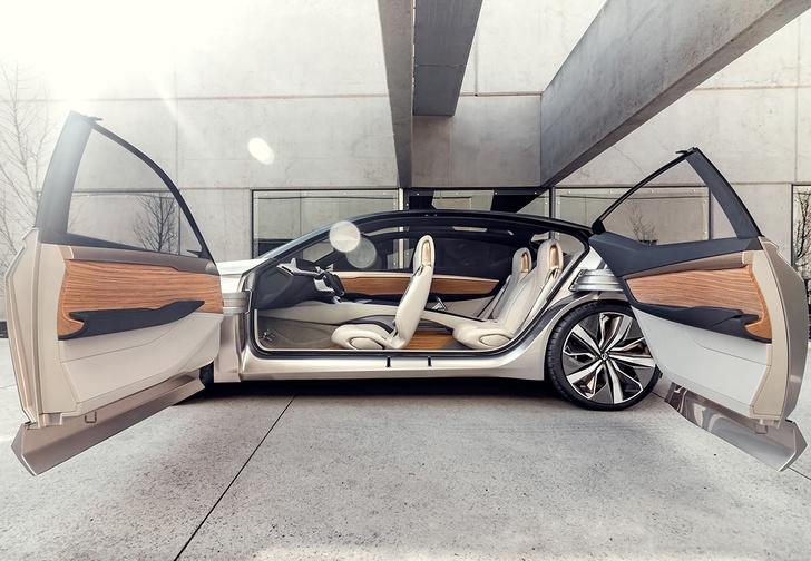 Фото №3 - Они не пошутили. Так в ближайшие годы будут выглядеть новые модели Nissan
