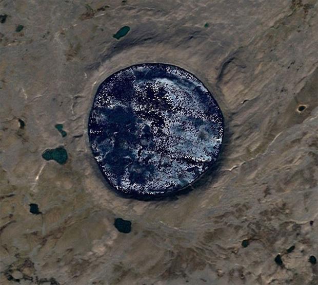 Фото №17 - 20 необычных мест, найденных на Google Earth