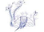 Тест на самокопание «Рисунок несуществующего животного»
