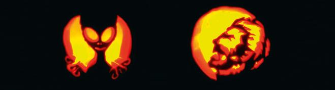 Фото №9 - Как посеять страх и ужас среди участников хэллоуинской вечеринки