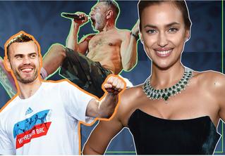 Гроздья зависти: объявлены самые крутые российские звезды спорта и шоу-бизнеса!