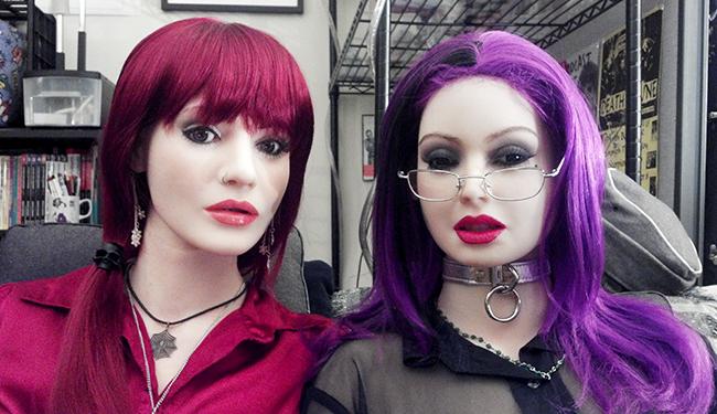 Сидора и Елена